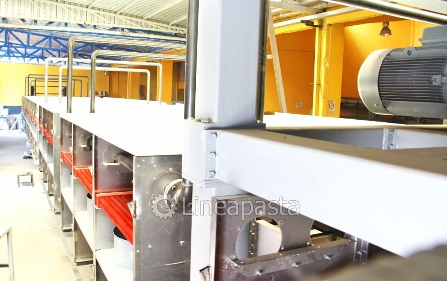 Spaghetti Production Line 1500 kg/h