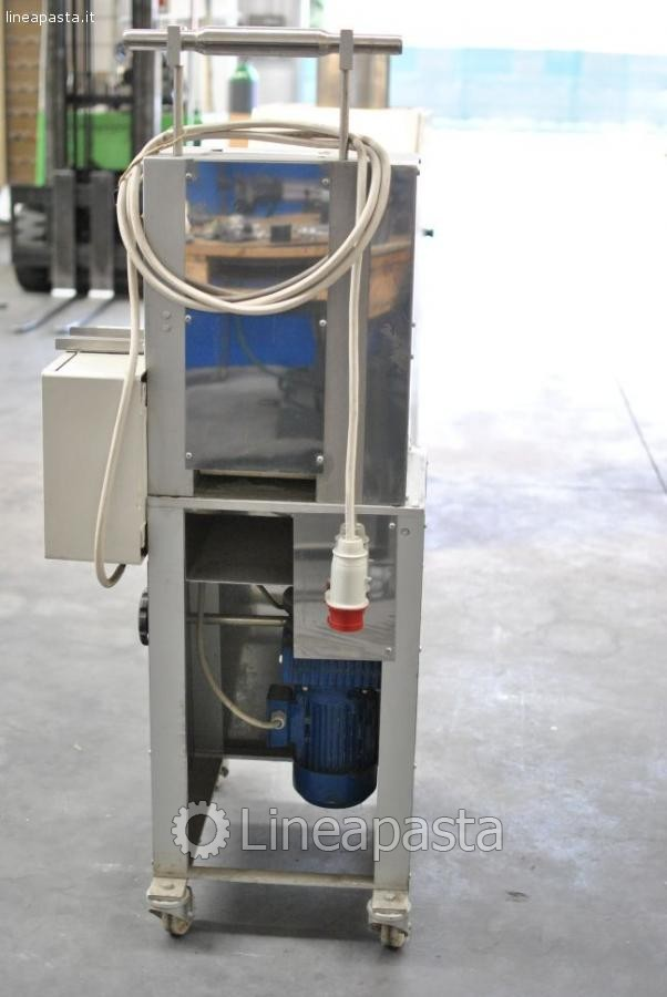 Calibrator machine for lasagna noodles 50 Kgh Pavan Toresani T160