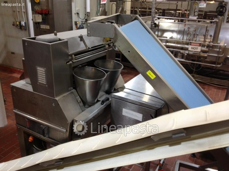Line ravioli production IMA 400 Kg/h