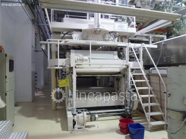 Spaghetti production line 500 kg/h BRAIBANTI