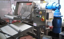 Agnelli production line for pre-cooked lasagne 500 Kg/h