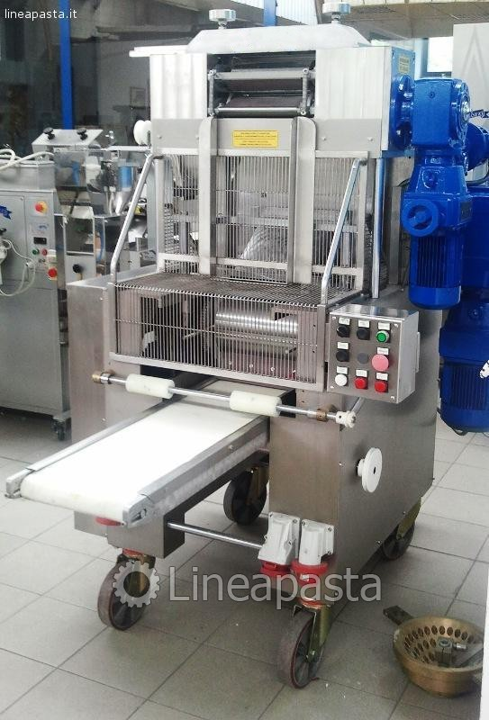 Double sheet ravioli machine Dominioni RS250 180 Kg/h