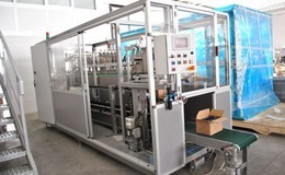 Case drop carton packer