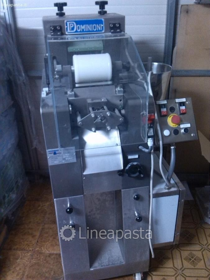 Machine for fresh pasta production - Dominioni D160 F