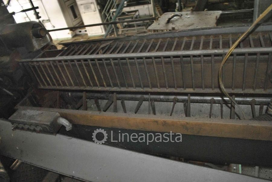 Long cut pasta line BRAIBANTI 1000 Kg/h