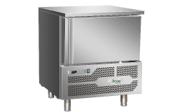 Ventilated blast chiller with gas defrosting G-AB1203/G-AB1805