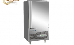 Ventilated blast chiller with gas defrosting G-AB4010/AB5514