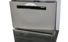 Ventilated blast chiller G-D5A with manual defrosting