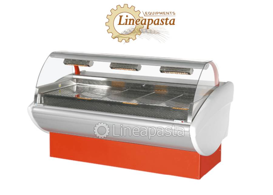 Static refrigerated counter for pasta BPK1