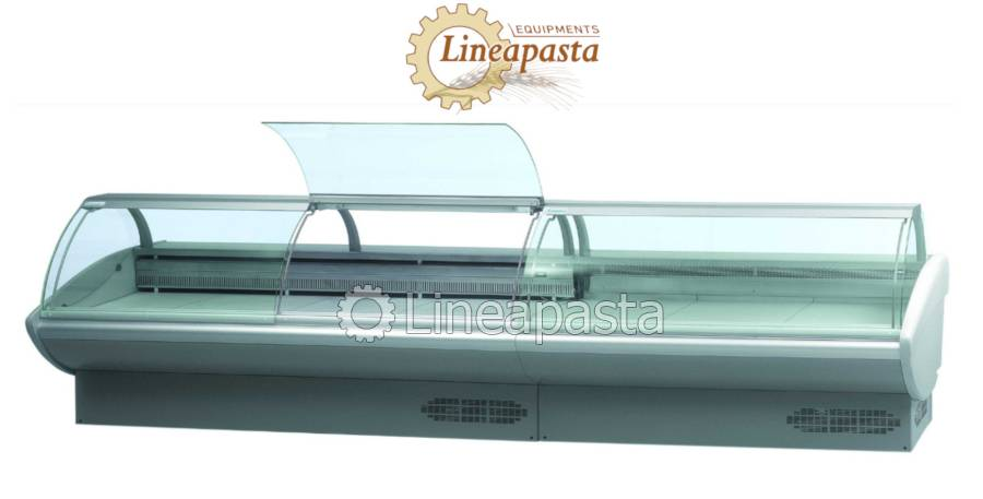Static refrigerated counter for pasta BPK2