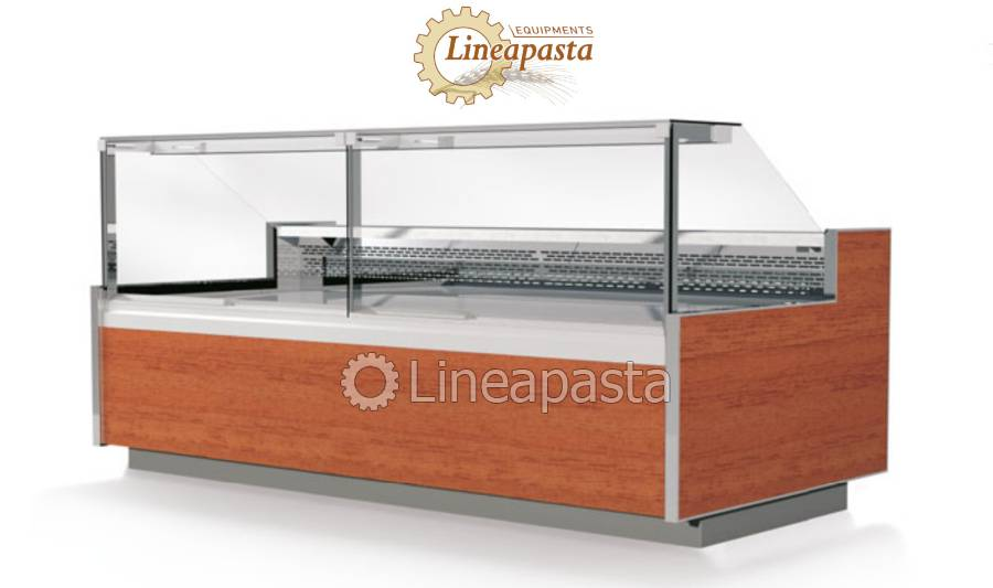 Static refrigerated counter for pasta BPK3