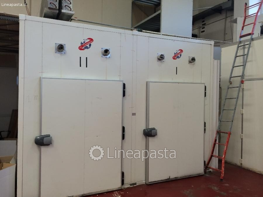 Static dryers with trolley LA PARMIGIANA