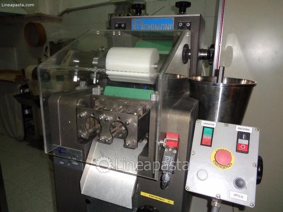 Cappelletti machine DOMINIONI MOD. D160