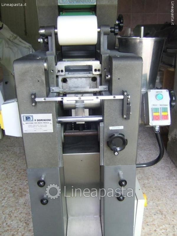 Cappelletti Ravioli machine Dominioni D140