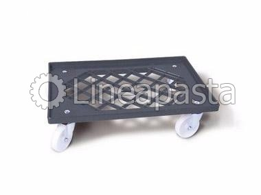Grilled trolley