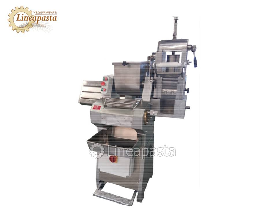 Combined pasta sheeter and ravioli machine D240 - OFFICINA DEA