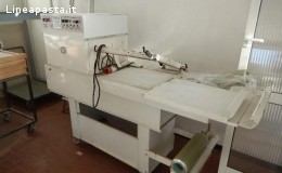 Heatshrink packaging machine Tecnopack