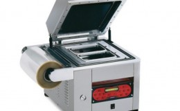 Thermoscelleuse TRAY 600 LCD - Euromatic