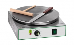 Electric crêpes maker