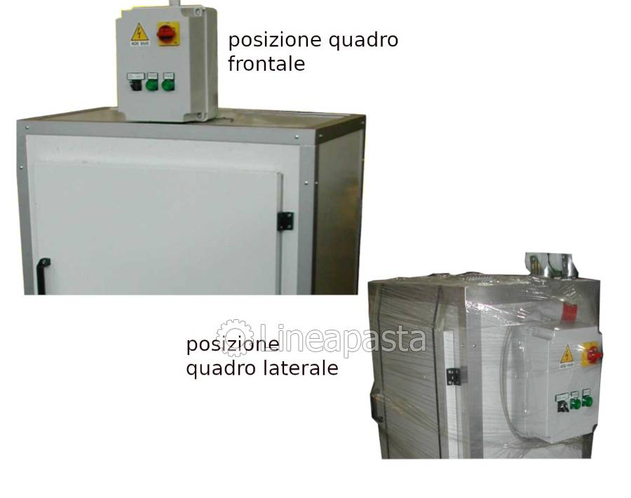 Pasta static dryer EC 8