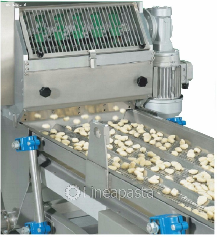 Gnocchi machine GNX 1000 - La Monferrina