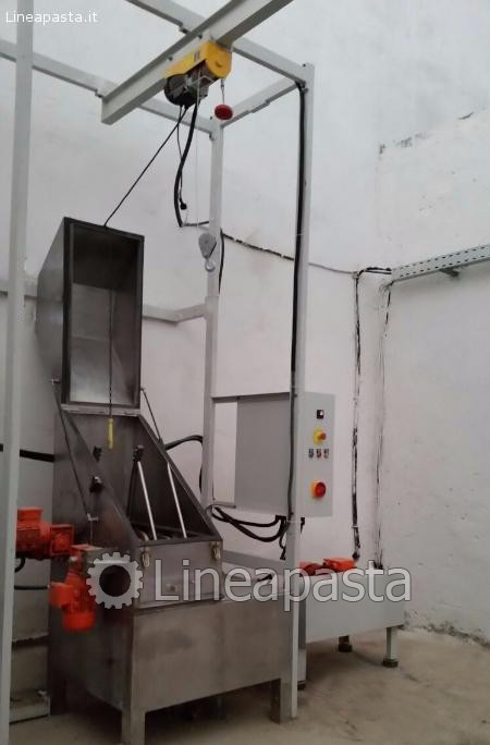 Die washing machine 220 - 650mm
