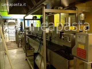 Production and cooking line Dominioni