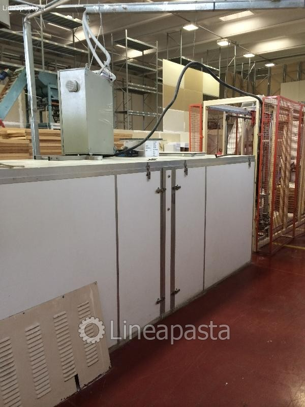 Short cut pasta line 300 Kg/h - Braibanti