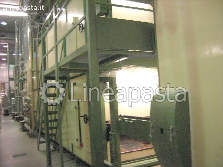 Long cut pasta line 7 tons/day Buhler