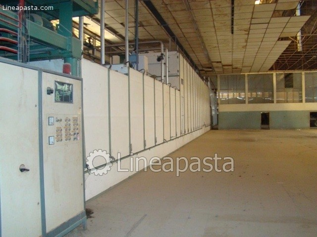 Long cut pasta line Braibanti 1500 Kg/h