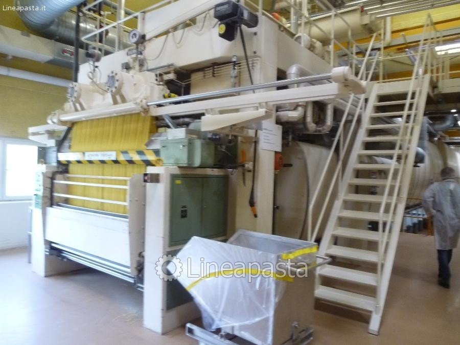 Spaghetti line production Buhler 1500 kg/h