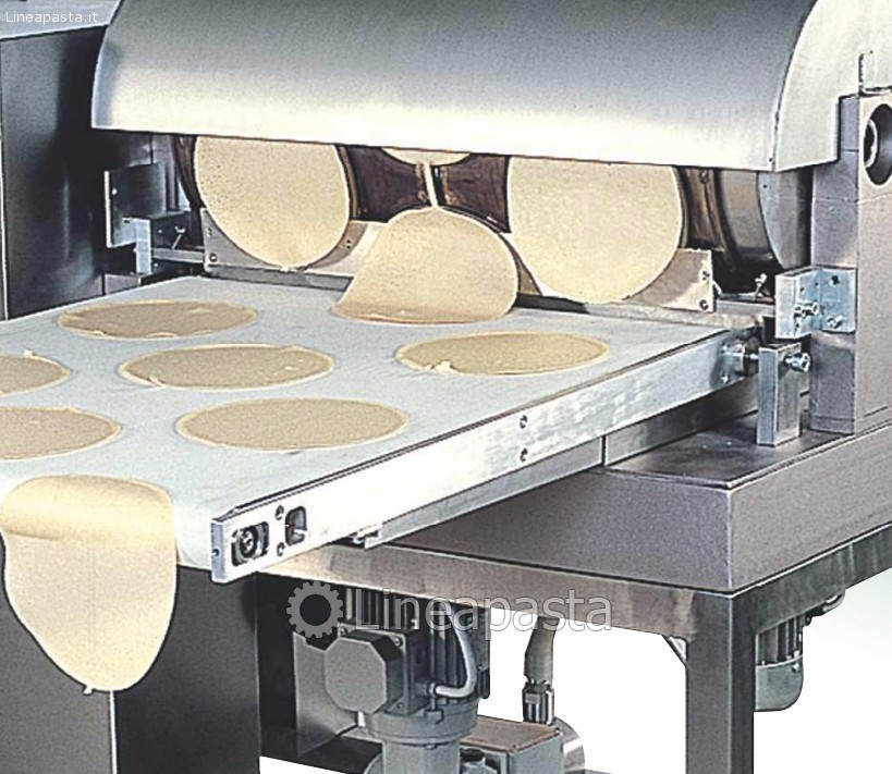 Automatic crêpes machine C3- La Monferrina