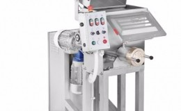 Double vat pasta machine P50 - La Monferrina