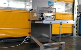 Typical regional formats forming machine - Dominioni TD 200
