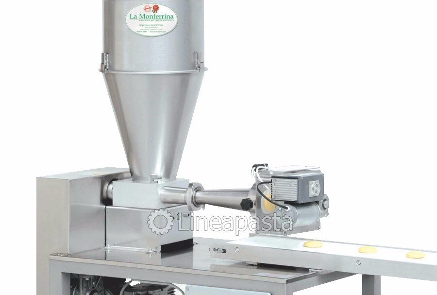 Machine for gnocchi alla romana GNR 150 - La Monferrina