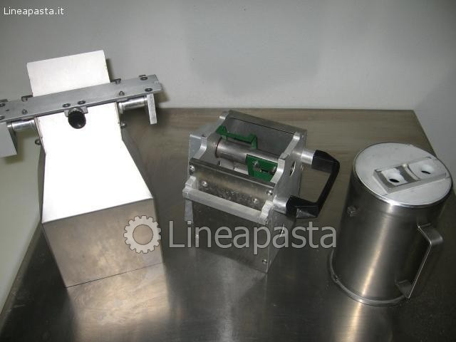 Pasta mixer sheeter for ravioli and gnocchi Pidue - LA MONFERRINA