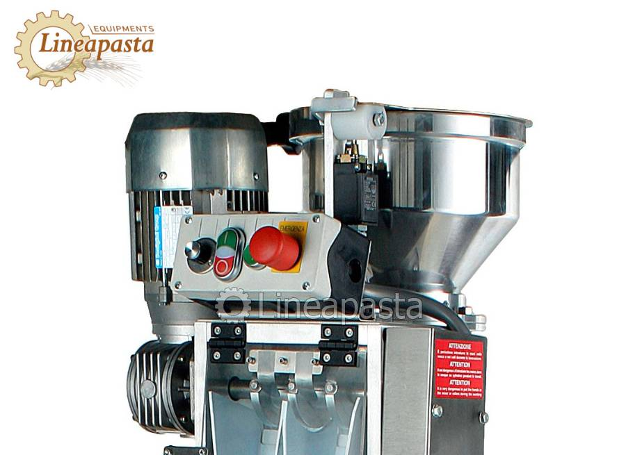 Machine for traditional regional pasta