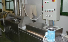 Pasteurizer IG 50 gas - Italpast