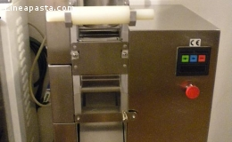 Avancini RV50 Ravioli machine - 50Kg/h
