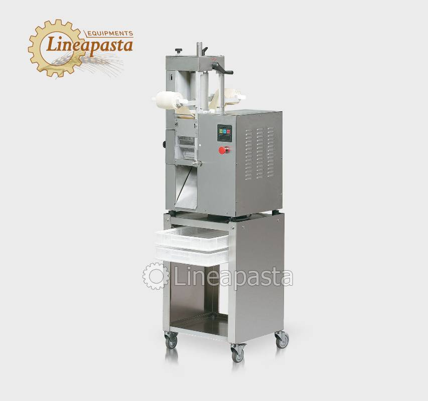 Double sheet ravioli machine RV 50