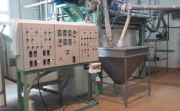 Complete pasta production line Rolmark 600 kg/h