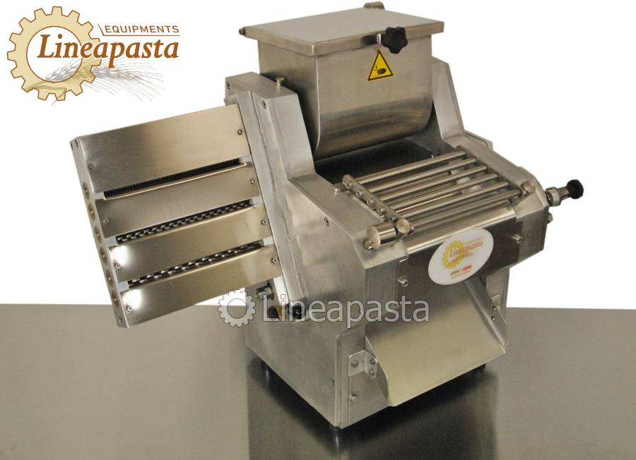 Pasta sheeter with mixer D180 - OFFICINA DEA