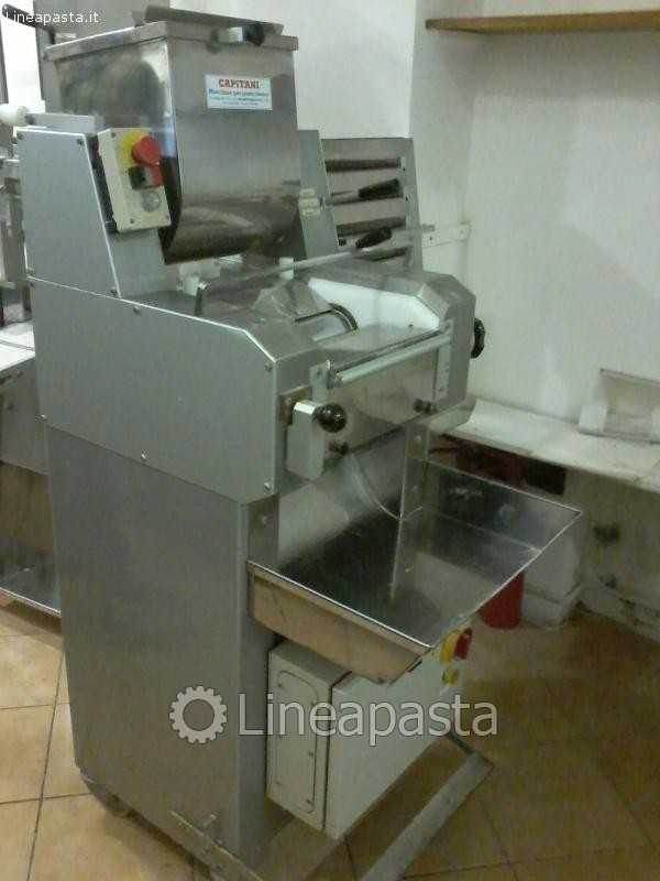 Sheeter + Ravioli machine + Tortellini machine